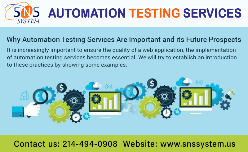 best automation testing services
